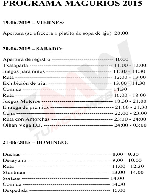 Programa-AM-Izaro-Bikers-Bermeo-Junio-2015