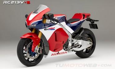 RC213V-S, la réplica MotoGP de Honda para vías públicas
