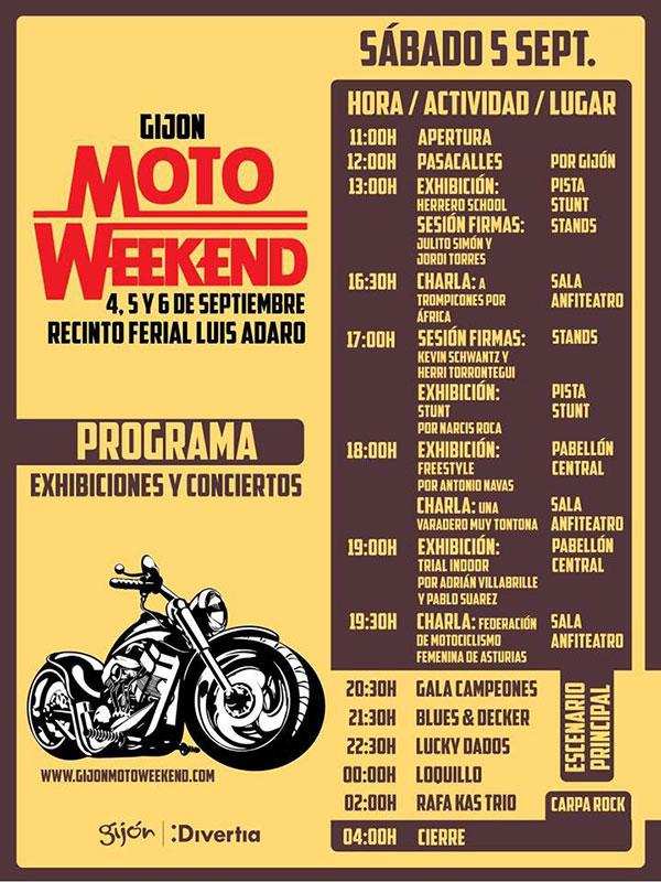 Programa-Sabado5-Gijon-MotoWeekend-Septiembre2015