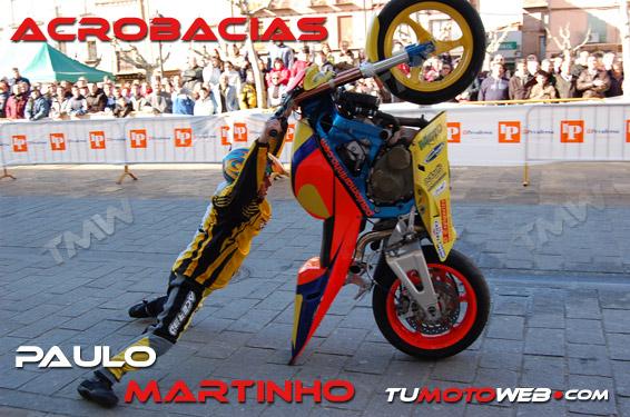 Show Stunt Paulo Martinho