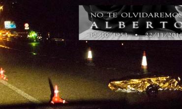 Muere el presidente del MotoClub Astures al caer de su moto y ser arrollado por varios coches..!!
