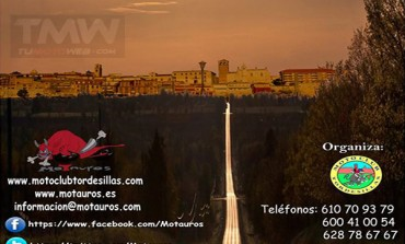 XVI Concentración Motorista Internacional de Invierno - Motauros 2016