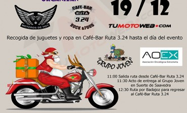 Toy Run Badajoz 2015