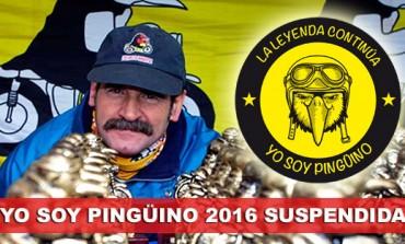 La Concentración Invernal Yo Soy Pingüino 2016, también suspendida..!!