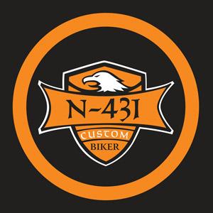 Logo-N-431-Custom-Biker