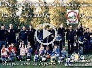 Spot III Recogida de Juguetes y Alimentos Club Motero Sin Gasolina 2015..!!