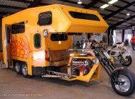 Espectacular Motocaravana Custom..!!