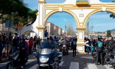 Unos 3.000 Moteros en la Reunión Solidaria de Fuengirola..!!
