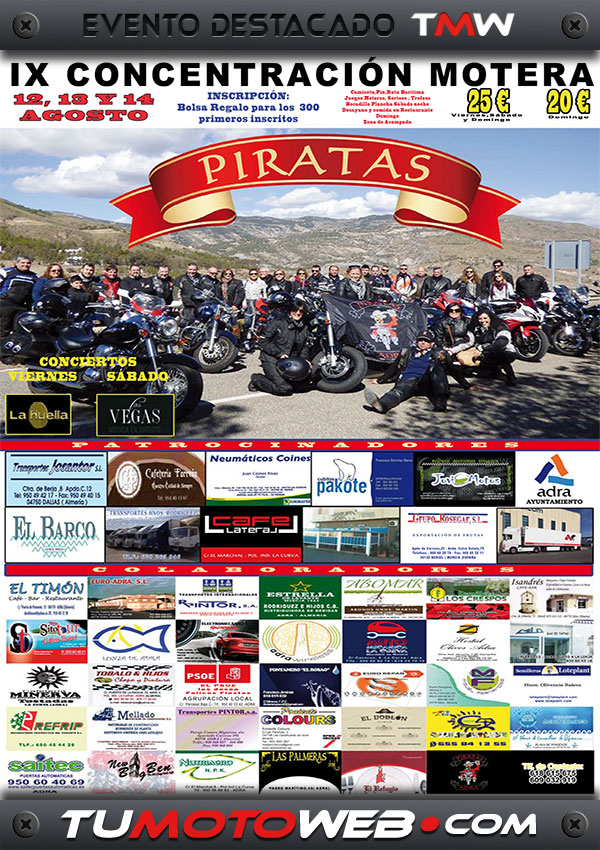 Cartel-Definitivo-MC-Los-Piratas-de-Adra-Agosto2016