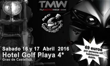 XXIV Ruta Mototurística MotoClub Gripaos 2016