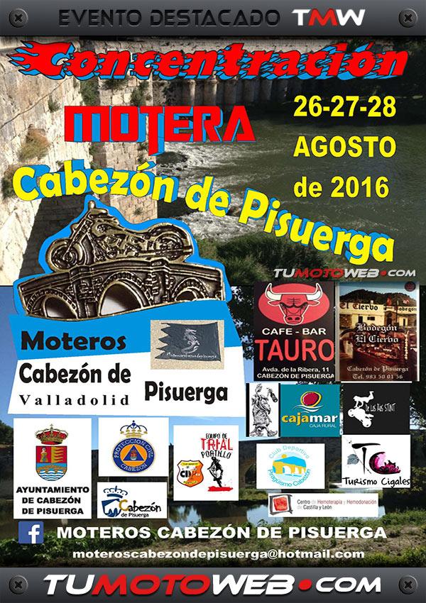 Cartel-Moteros-Cabezon-de-Pisuerga-Agosto2016