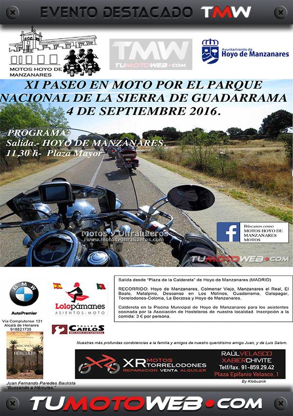 Cartel-Motos-Hoyo-de-Manzanares-Septiembre2016