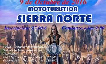 XXII Ruta Mototurística Sierra Norte 2016