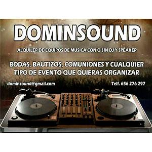 Logo-DominSound