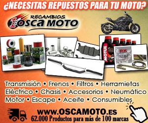 Banner Osca Moto Recambios