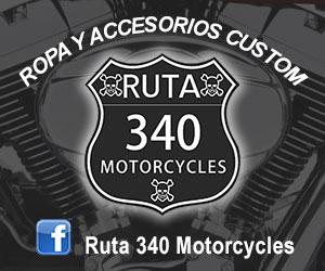 Banner Ruta 340 Motorcycles