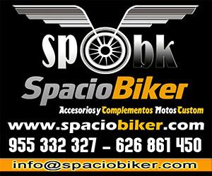 SpacioBiker Banner