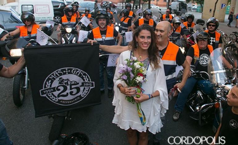 El Mas-Gas Club escolta en Córdoba a la medallista olímpica Lourdes Mohedano