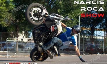 Show Stunt Narcís Roca