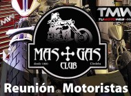 Reunión de Motoristas Mas-Gas Club