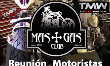 Reunión de Motoristas Mas-Gas Club