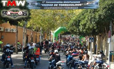Concentración Mototurística Ciudad de Torremolinos