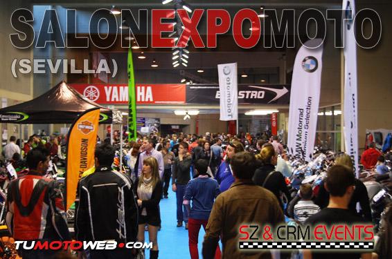 Salón de La Moto de Andalucía – Expomoto