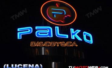 Concentración Motera Discoteca Palko