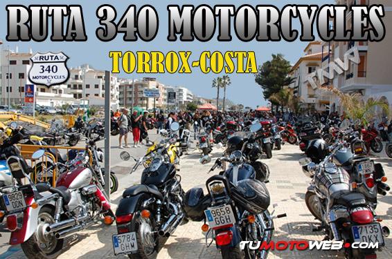 Motoalmuerzo Ruta 340 Motorcycles