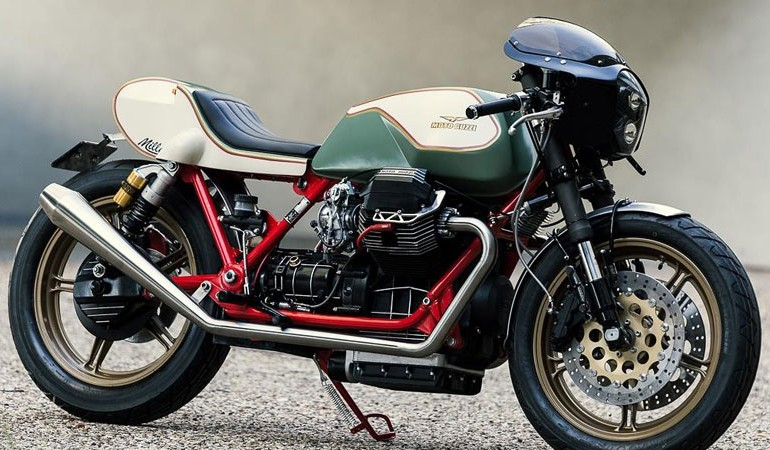 Moto Guzzi Mille GT