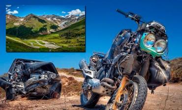 Motorista muerto en accidente de tráfico en los Alpes austriacos