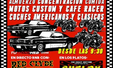 Matinal Custom Bikers & Rockers Reunión 2016