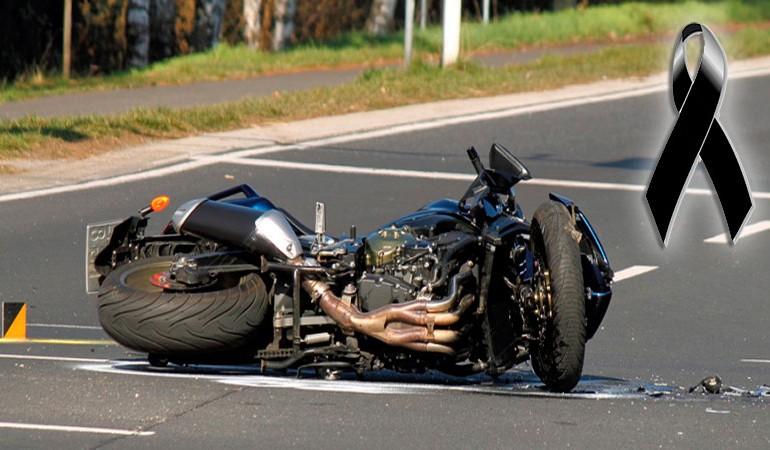 Resultado de imagen de muere un motorista