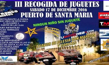III Recogida de Juguetes Los Tronco Motos - Ningún Niño Sin Juguete 2016