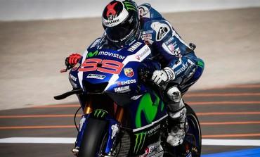 Jorge Lorenzo se despide de su Yamaha con la pole position en el GP de Valencia 2016