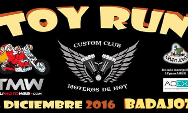 Toy Run Badajoz 2016