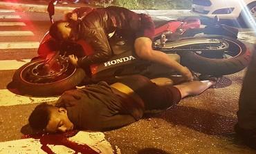 Trágico suceso tras el intento de robo de una motocicleta