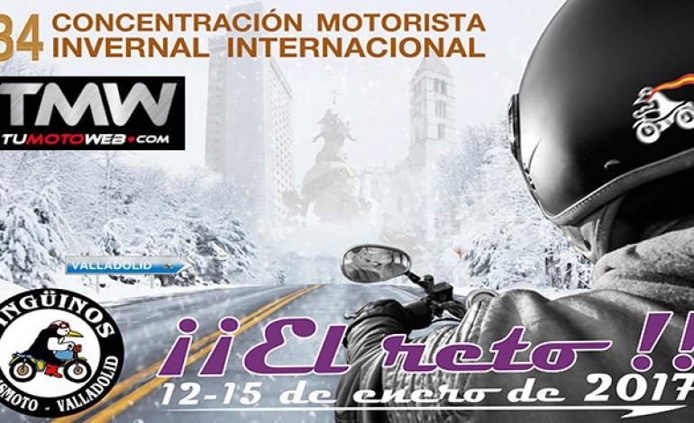 XXXIV Concentración Motorista Invernal Pingüinos 2017
