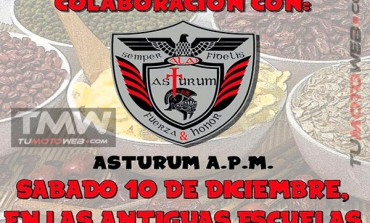 III Recogida Motera de Alimentos Asturum A.P.M. 2016