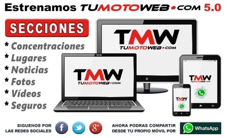 Boletín Noviembre 2016 – Estrenamos Tumotoweb.com 5.0 - Próximas Concentraciones..!!