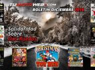 BOLETÍN DICIEMBRE 2016 – Próximos Eventos Solidarios y Concentraciones Invernales