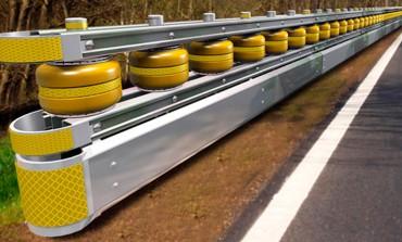 Safety Roller, guardarraíles seguros para motoristas
