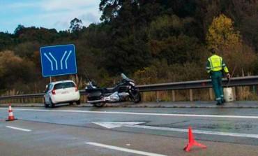 La ausencia de mantenimiento de las carreteras, trampa mortal para los motoristas