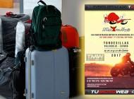 Operativa de equipajes en la Concentración de Motauros 2017