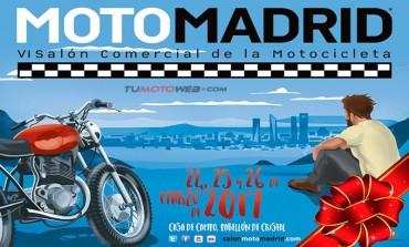 La primavera 2017 arrancará a todo gas con MotoMadrid