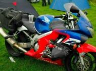 Roban Moto especialmente adaptada para un Motorista con discapacidad