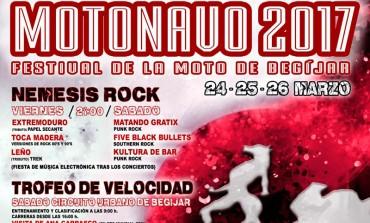Comienza la cuenta atrás del VI Festival Motonavo 2017 de Begíjar (Jaén)