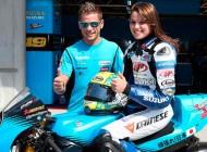 Elena Myers deja el Motociclismo por una agresión sexual
