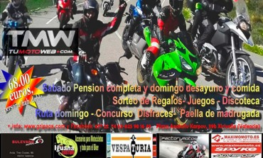 XXV Ruta Mototurística MotoClub Gripaos 2017