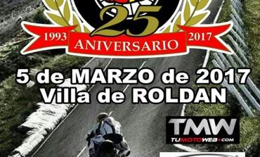 XXV Almuerzo Motero Villa de Roldán 2017